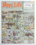 Boys' Life Magazine December 1957 Ride Herd On Philmont