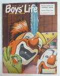 Boys' Life Magazine June 1955 Cruising In Orange Crates