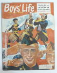 Boys' Life Magazine July 1956 Valley Forge Jamboree