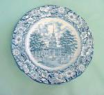 Liberty Blue Dinner Plates