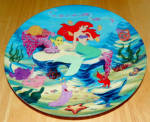 Disney Collector Plate The Little Mermaid A Song From The Sea