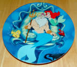 Disney Collector Plate The Little Mermaid Daddy's Girl