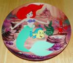 Disney Collector Plate The Little Mermaid Underwater Buddies