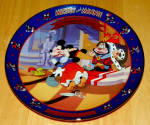 Disney Collector Plate Brave Little Tailor 2nd Issue