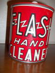 Flash Hand Cleaner Cigarette Butt Can Store Display Can
