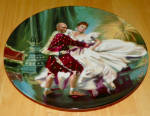Collector Plate The King And I Classic Movie Series Shall We Dance
