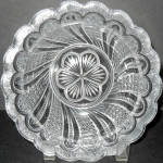Mckee Feather Indiana Swirl Clear Butter Base