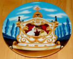 Disney Collector Plate Cinderella Happily Ever After