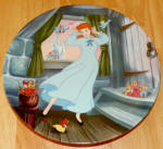 Disney Collector Plate Cinderella Series A Dream Is A Wish Your Heart