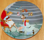 Disney Collector Plate Cinderella Series If The Shoe Fits