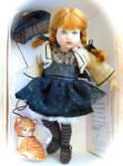 Riley City Chic 8 In. Bjd Doll, 2014 Helen Kish