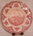 Johnson Brothers Old Britain Castles Large Rimmed Soup Bowl