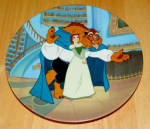 Disney Collector Plate Beauty And The Beast Gift For Belle
