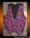 Halloween Vest Women's M