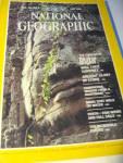 Vintage National Geographic Magazine May 1982