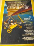 Vintage National Geographic Magazine August 1983.