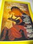 Vintage National Geographic Magazine December 1983.