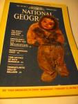 Vintage National Geographic Magazine February 1985