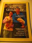 Vintage National Geographic Magazine September 1985