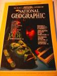 Vintage National Geographic Magazine September 1987