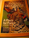 Vintage National Geographic Magazine July 1996