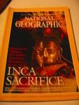 Vintage National Geographic Magazine 2 November 1999