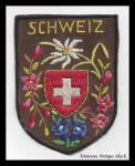 Switzerland Souvenir Travel Patch