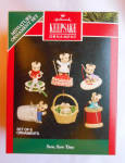 Sew Sew Tiny 1992 Hallmark Keepsake Ornament Qxm5794