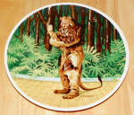 Collector Plate Wizard Of Oz Collection Series If I Were King