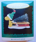 A Tree For Woodstock Hallmark Christmas Ornament Qxm476