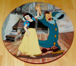 Disney Collector Plate Knowles Snow White May I Have This Dance