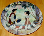 Disney Collector Plate Knowles Snow White Wish Come True