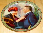 Collector Plate Love's Reward Norman Rockwell American Dream