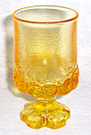 Franciscan Madeira Yellow Wineglass