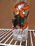 Vintage Pepsi Collector Glass Beaky Buzzard