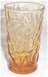 Libbey Aztec Amber Juice Tumbler