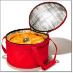 Round Expandable Food Carrier