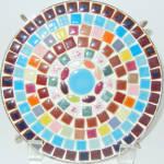 Retro Mosaic Tile Trivet
