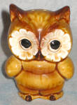 Lefton Owl Salt Shaker