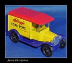 Kellogg's Corn Pops 1989 Matchbox Truck