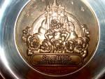 Snow White Golden Anniversary Plate
