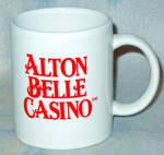 Alton Belle Casino Souvenir Mug