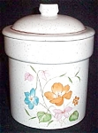 Treasure Craft Poppy Small Cannister