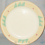 Treasure Craft Taos Dinner Plate
