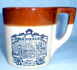 Holt Howard Circus Wagon Stoneware Mug