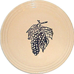 Holt Howard Grape Salad Plate
