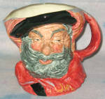 Royal Doulton Large Falstaff Character Jug