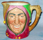 Royal Doulton Large Touchstone Character Jug
