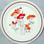 Royal Doulton Fieldflower Salad Plate