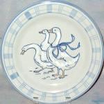 Louisville Geese Dinner Plate